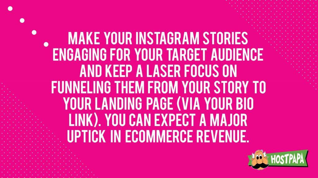 Make your Instagram Stories engaging for your target audience