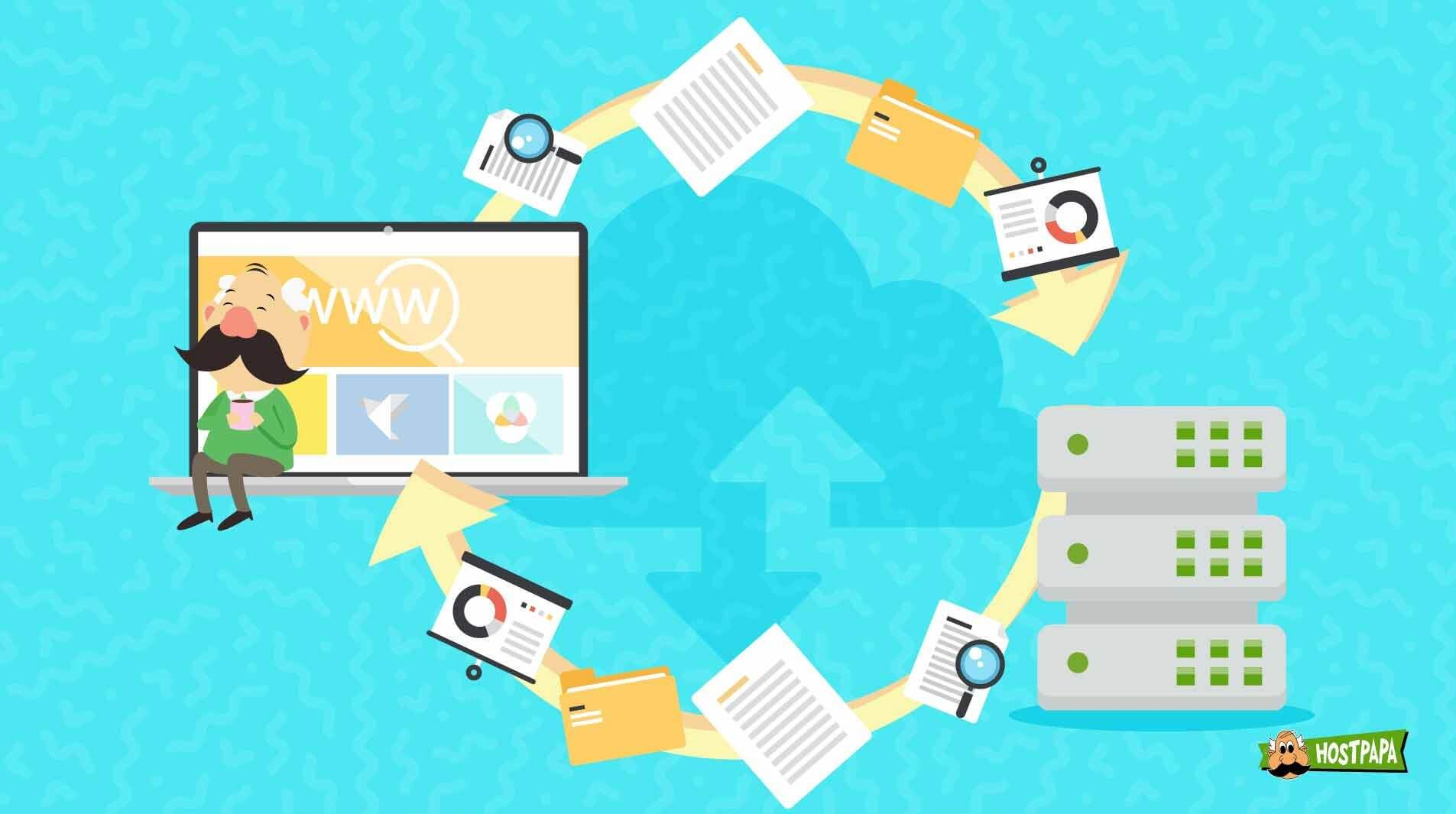 Why You Need Automated Website Backup