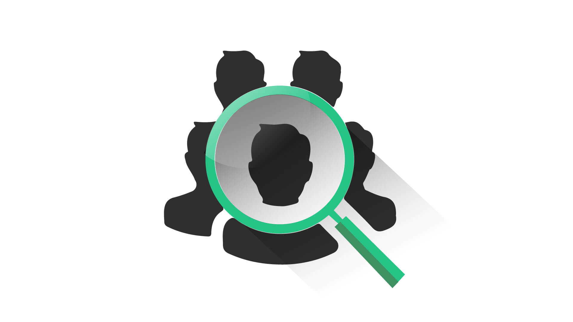 finding-users-clients-magnifying-glass-illustration